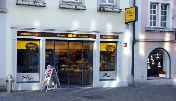 Laden Znünibeck Obertor 9a in Winterthur