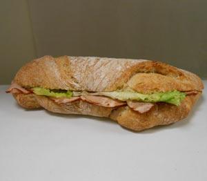 Dunkle Sandwich